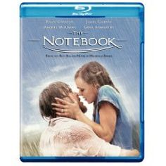 The Notebook (2004) -- The Movie -- By Nick Cassavetes - With Ryan Gosling (Actor), Rachel Mcadams (Actor) - A great love story that will touch your heart deeply and of course make you cry at the end ;-)