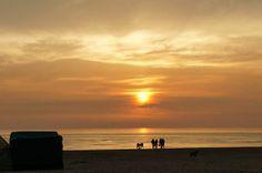 Zandvoort aan Zee...sunset