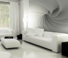 25 best abstract wall mural paper wallpapers living room imagesgiant size white swirls abstract wallpaper mural amazing decoration idea wall mural photo wallpaper for all wallpapers
