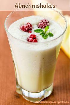 Rezept: Gesunder, leckerer Eiweißshake mit Honigmelone zum Abnehmen.