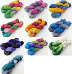 Piratenschmixi´s Sockenwelt: Wolle, Wolle, Wolle.....