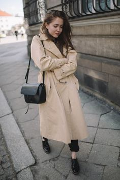 Street Style: Woman in Menswear