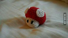 Cute little crocheted touches for decoration or favours