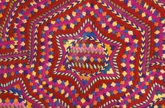 Colourful embroidered blouse huipil from San Mateo Ixtatan Huehuetenango Guatemala