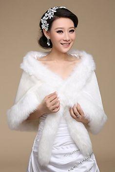 231d1d9e9ee1 PJ châle de mariée mariage épaulière écharpe femme dame épaulette veste de  mariée faux combinaison manteau