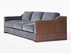 HOLLY HUNT Equal parts beautiful and impractical...(although I do recall them carrying a large selection of stain proof upholstery, so it's a good thing that part is customizable)