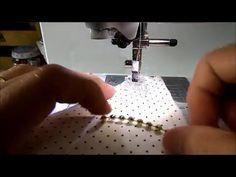 Como fixar cordão de pérola! - YouTube