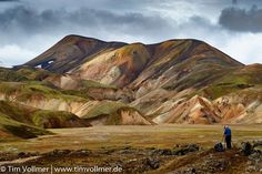A Photographers paradise :-)  the highlands in Iceland
