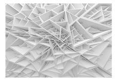 Papier peint original White Spider's Web - décoration murale originale bimago. Papiers peints design Trompe l'oeil  c'est la collection où vous trouverez de nombreux motifs en vogue.
