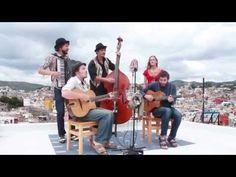 Tcha-Badjo - gipsy jazz blue drag - YouTube