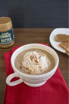 "veganinspo: "" Cookie Butter Latte """