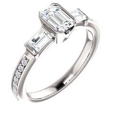 Accented Half Bezel Ring https://www.goldia.com/collections/accented-half-bezel-ring