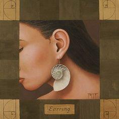Earring by Blake Flynn