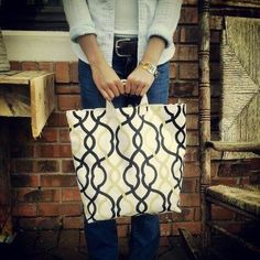 Great totes and bags by Dulaney Designs available at Sis & Moons.