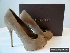 gucci high heels  The Shopping Fans