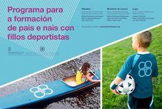 Espeleo Club de Descenso de Cañones (EC/DC): Programa para a formación de pais e nais con fillo...