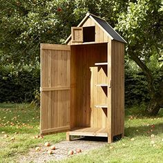 Garden Tool Shed 6FT **GREAT FOR OUTDOOR STORAGE**