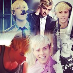 Requested Riker and Ross edit