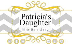 Patricia's Daughter: DIY Blog Design Series: How to Put Social Media Icons in a Blogger Header