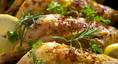 Baked Chiken with Herb Crust - News - Bubblews