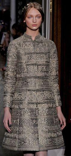 Valentino - Couture Fall 2011