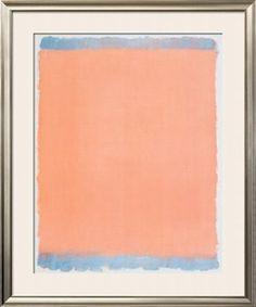 Untitled, 1969 ~ Mark Rothko