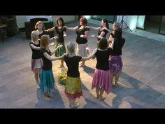 Bachovi cvetni plesi - Bach flower dances - YouTube Flower Dance, Anastasia, Tulle, Ballet Skirt, Concert, Flowers, Youtube, Painting, Art