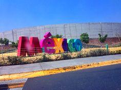 International Airport MexicoCity  Benito Juarez (entrance)