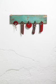 Schlüsselanhänger aus Schweizer Armeedecken von Peeff Bobby Fashion