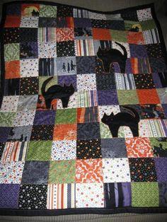 Halloween Quilt | Craftsy