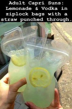 Adult Juice Pouch