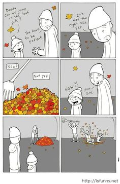 Leaves funny comics funny picture