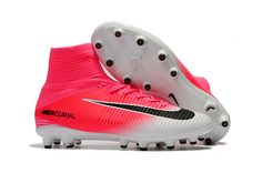 sports shoes 53215 d83bc New arrivel 2017 Mercurial Superfly Boots   Racer Pink Nike Mercurial  Superfly V AG Boots