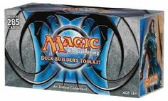Magic the Gathering - MTG: Deck Builders Toolkit by Wizards of the Coast. $19.99. NOTE: This product can ONLY be shipped the United States, Puerto Rico, APO/FPOs and USVI.. 225 semi-random cards suitable for building several different Magic decks.. Four 15-card booster packs from various current sets. Strategy insert with deck suggestions and tips on how to build a good Magic deck.. Learn to play insert - Magic-branded, reusable card storage box.. Magic the Gathering Deck Bui...