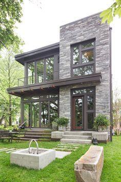 exterior moderno