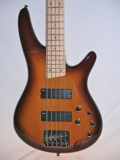 Ibanez SR375M 5-String Bass Guitar - Indian Creek Guitars