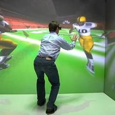 Virtual reality next frontier- NFL practices . When NFL training camps kick off this weekend No. 1 draft pick jameis Winston will start the process that baffled many quarterbacks before him-learning playsreading defenses and adapting to the speed of the pro game. #gaming #VR #sports #nba #physical #entertainment #Training #kickass #mainstream #cowboys #development