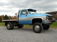restored chevy k30 - Google Search