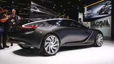 BBC - Autos - Opel Monza, on a wing and a prayer