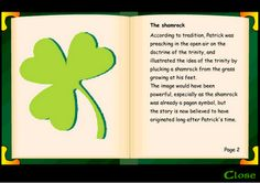 St. Patrick's Day SMART board activities