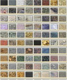 Granite Color Charts  Hanstone Quartz Color Chart  For My Home