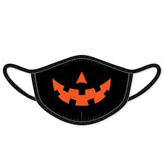 Happy Halloween, show that toothy jack-o-lantern grin. Comfortable, soft, and washable. Not intended for medical use. Ideal for daily wear. The covered elasticized bridge and earloops of the mask add shape and provide a stay-put fit. A pleated chin anchors the mask to reduce the need to adjust and reposition on your face. Made of lightweight knit fabric. Halloween Scrubs, Cute Halloween, Jack O Lantern Faces, Healing Hands, Coat Sale, Lady V, Anchors, Daily Wear, Knitted Fabric