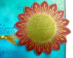 Sunny Summer Crafts: Chocolate Baroque Colour Challenge #17