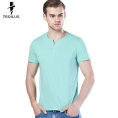 Find More T-Shirts Information about Troilus Casual T Shirts Men Solid V Neck T Shirts Cotton Hip Hop T Shirt Short Sleeve Fashion Brand Summer Tees Designers Gym,High Quality gym blouse,China shirt red Suppliers, Cheap gym bags for women designer from Troilus Flagship Store on Aliexpress.com