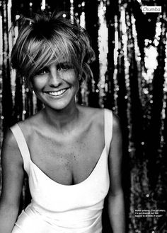 Ulrika Jonsson (born 16 August 1967) is a Swedish-British television presenter, in the UK. She became famous as a TV-am weather presenter and moved on to present Gladiators and became a team captain of the show Shooting Stars.