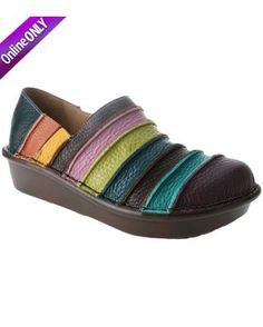 Spring Step Womens Fun Firefly Slip On Shoes