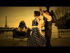 Florence Coste et Julien Dassin - Sous Le Ciel De Paris