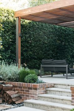 The pergola you choose will probably set the tone for your outdoor living space, so you will want to choose a pergola that matches your personal style as closely as possible. The style and design of your PerGola are based on personal Building A Pergola, Pergola Plans, Pergola Ideas, Backyard Ideas, Garden Structures, Outdoor Structures, Outdoor Spaces, Outdoor Living, Pergola Designs