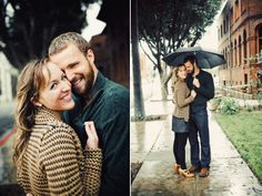 Rainy engagement pictures :D I want to do pictures int he rain. The results are worth getting soaked