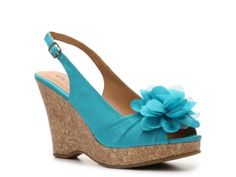 CL by Laundry Ilena Wedge Sandal